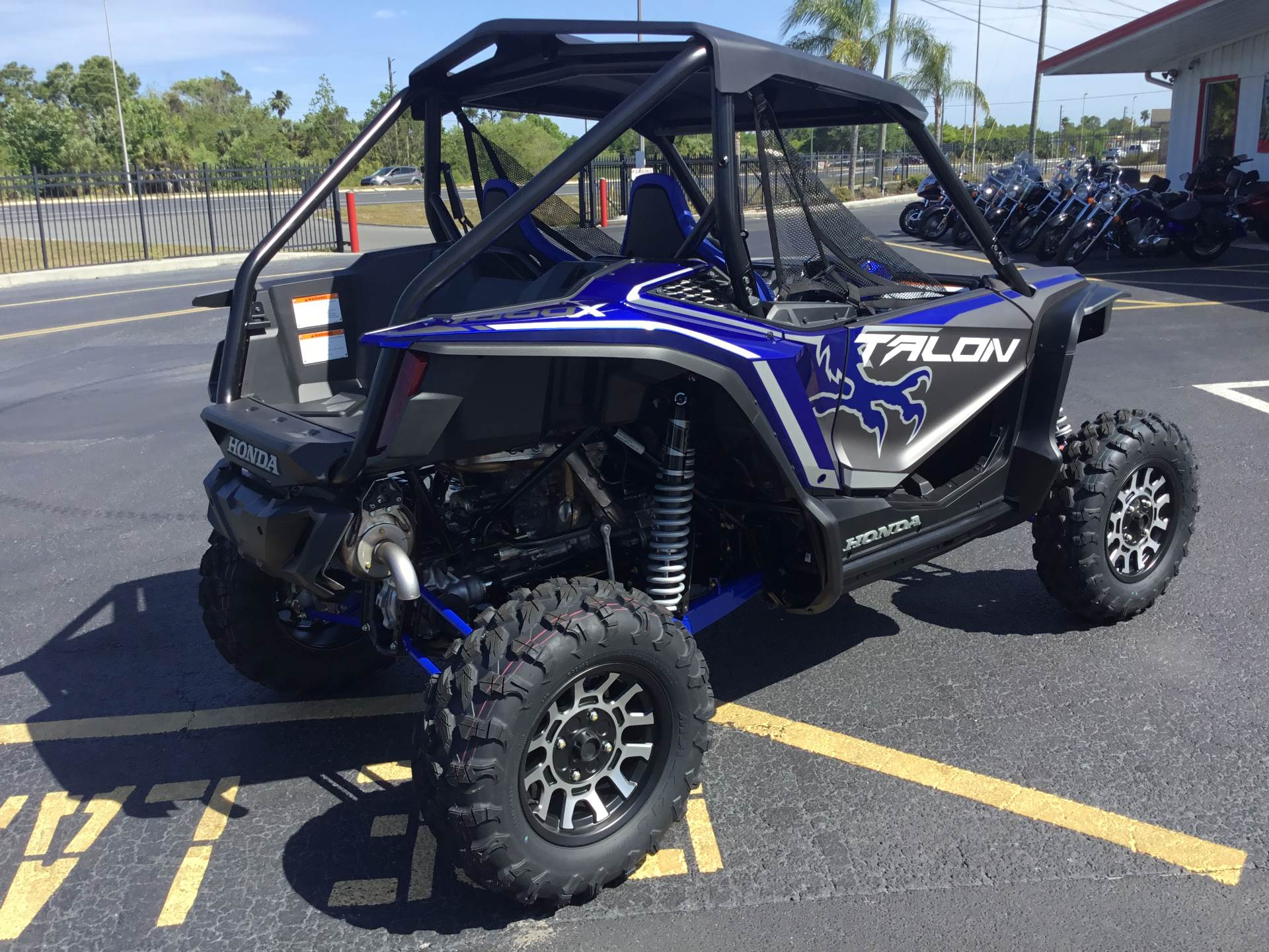 2019 Honda Talon 1000X in Hudson, Florida - Photo 10