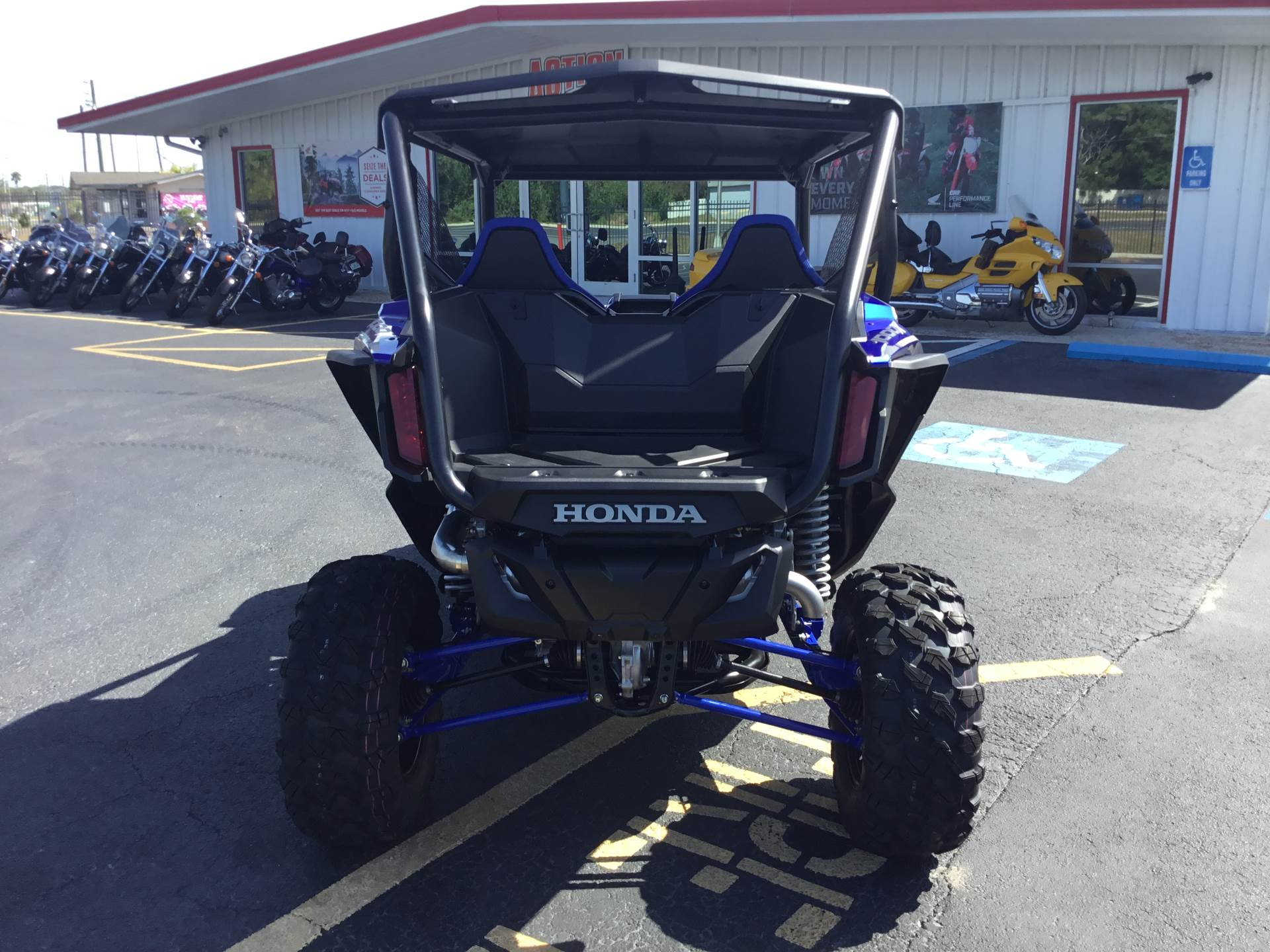 2019 Honda Talon 1000X in Hudson, Florida - Photo 11
