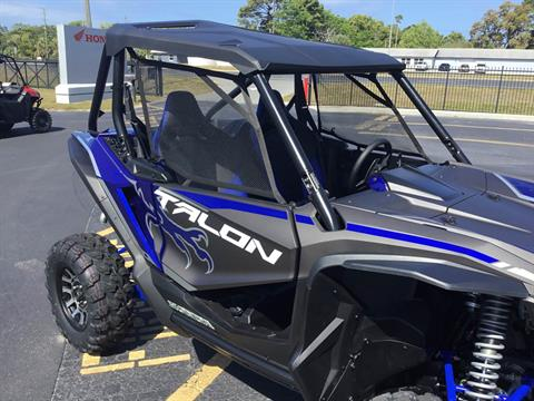 2019 Honda Talon 1000X in Hudson, Florida - Photo 17