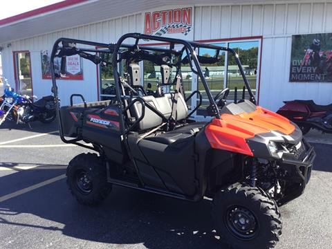 2019 Honda Pioneer 700-4 in Hudson, Florida - Photo 1