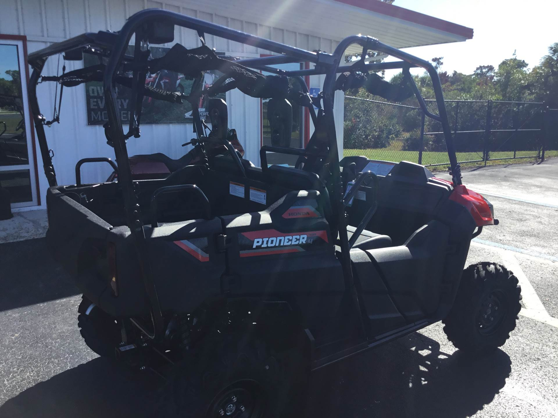 2019 Honda Pioneer 700-4 in Hudson, Florida - Photo 4