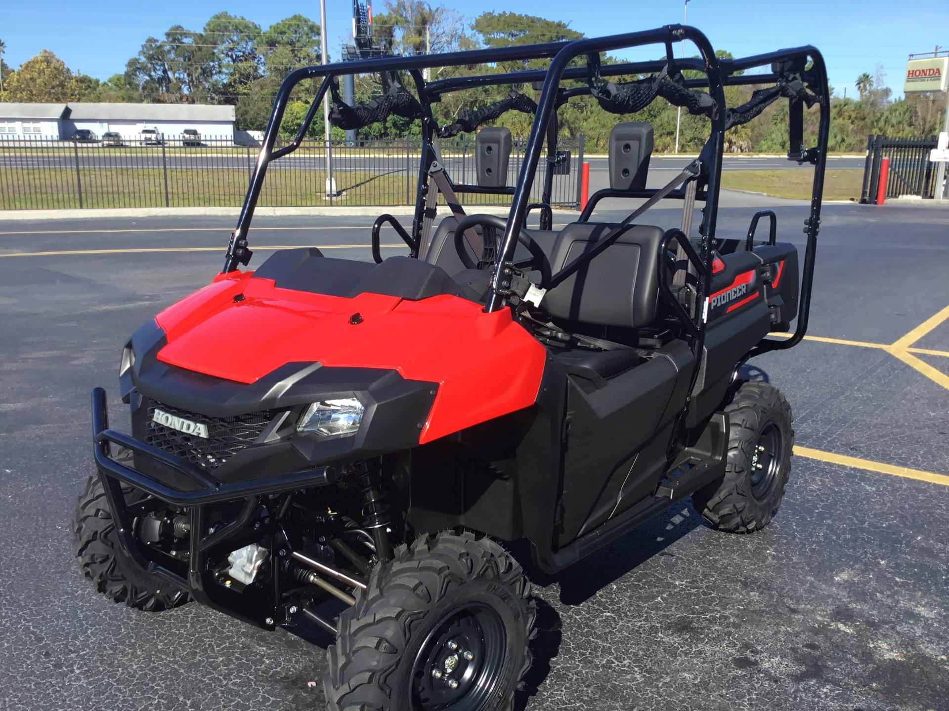 2019 Honda Pioneer 700-4 in Hudson, Florida - Photo 5