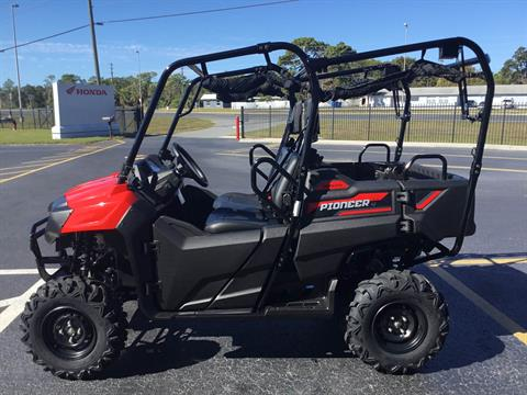 2019 Honda Pioneer 700-4 in Hudson, Florida - Photo 6