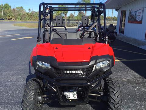 2019 Honda Pioneer 700-4 in Hudson, Florida - Photo 8