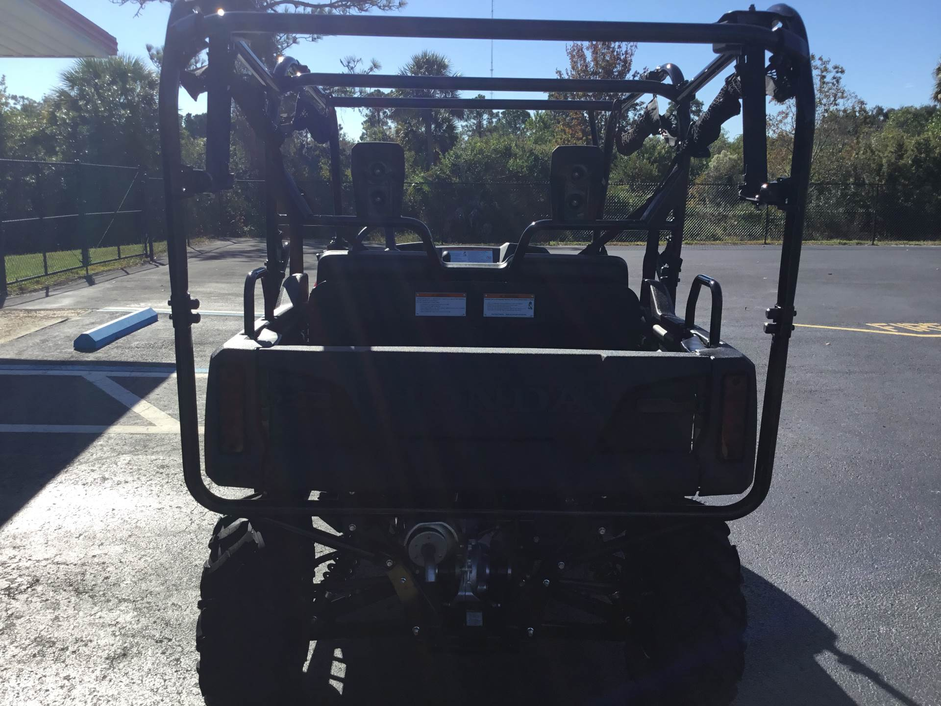 2019 Honda Pioneer 700-4 in Hudson, Florida - Photo 11