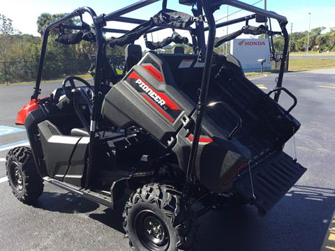 2019 Honda Pioneer 700-4 in Hudson, Florida - Photo 12