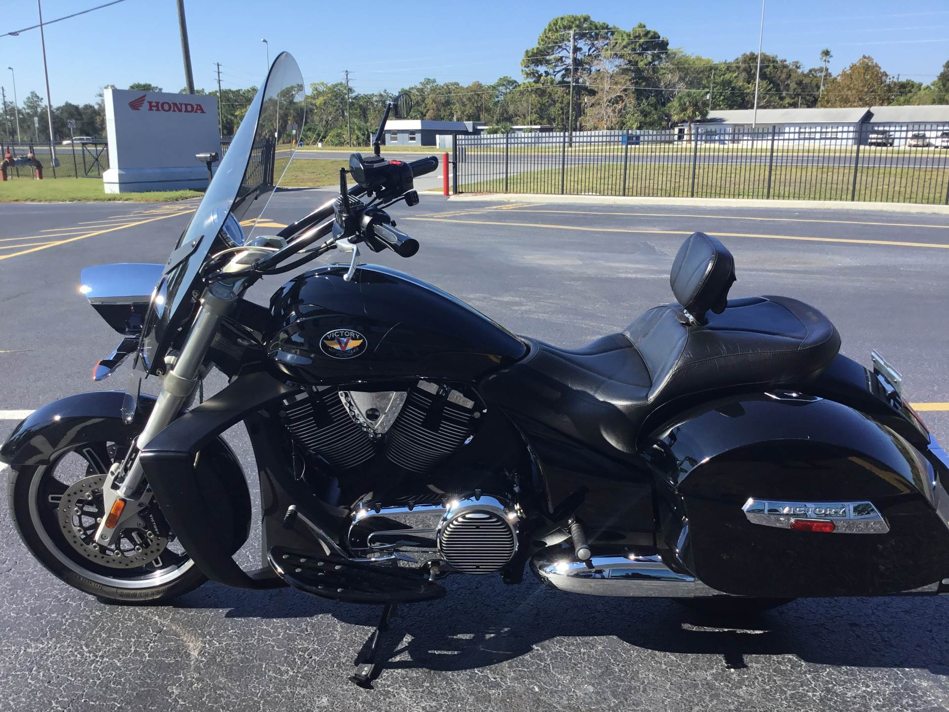 2011 Victory Cross Roads® in Hudson, Florida
