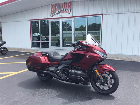 2018 Honda Gold Wing DCT in Hudson, Florida - Photo 1