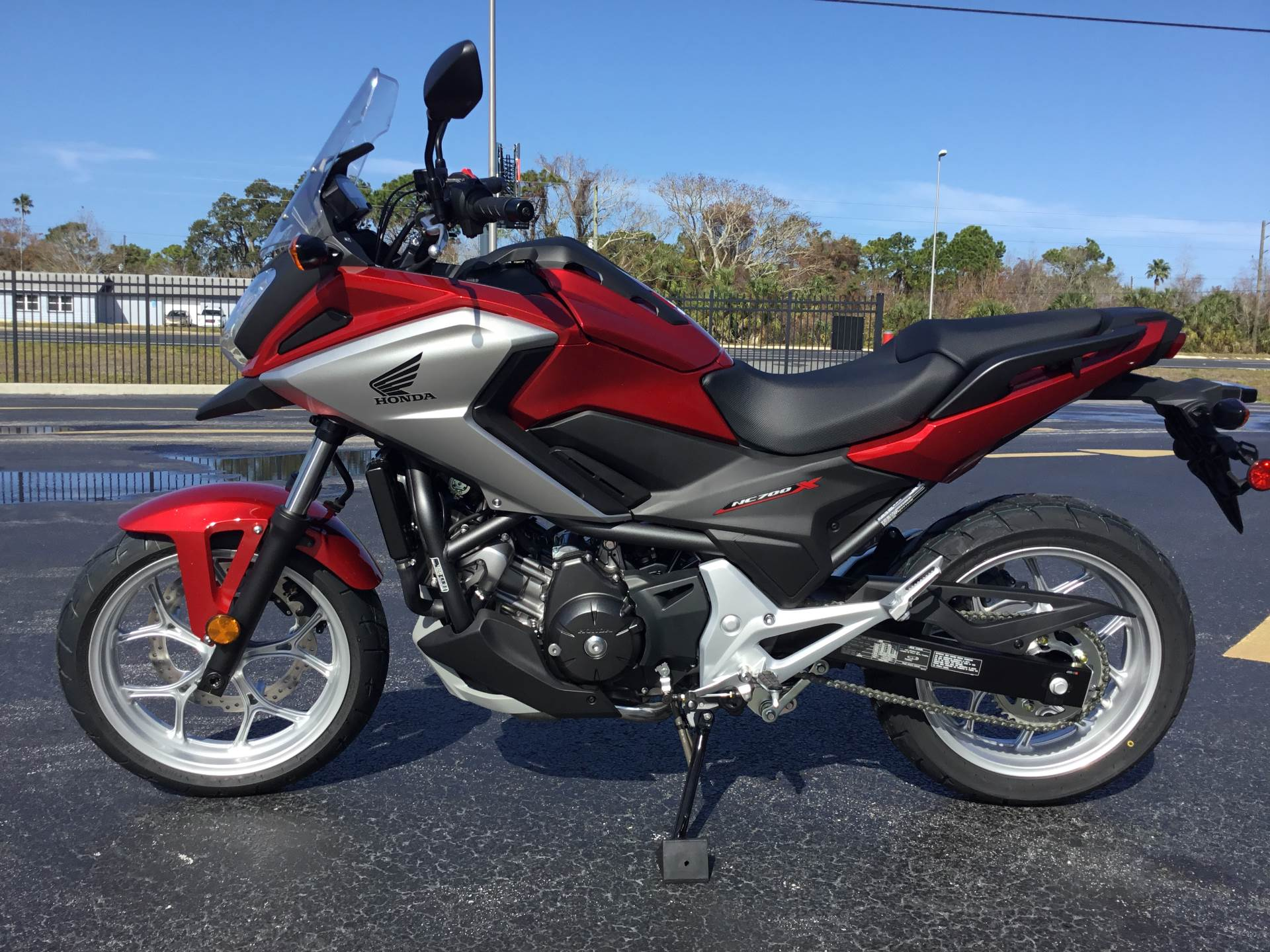 2017 Honda NC700X in Hudson, Florida - Photo 3