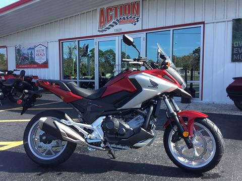 2017 Honda NC700X in Hudson, Florida - Photo 1