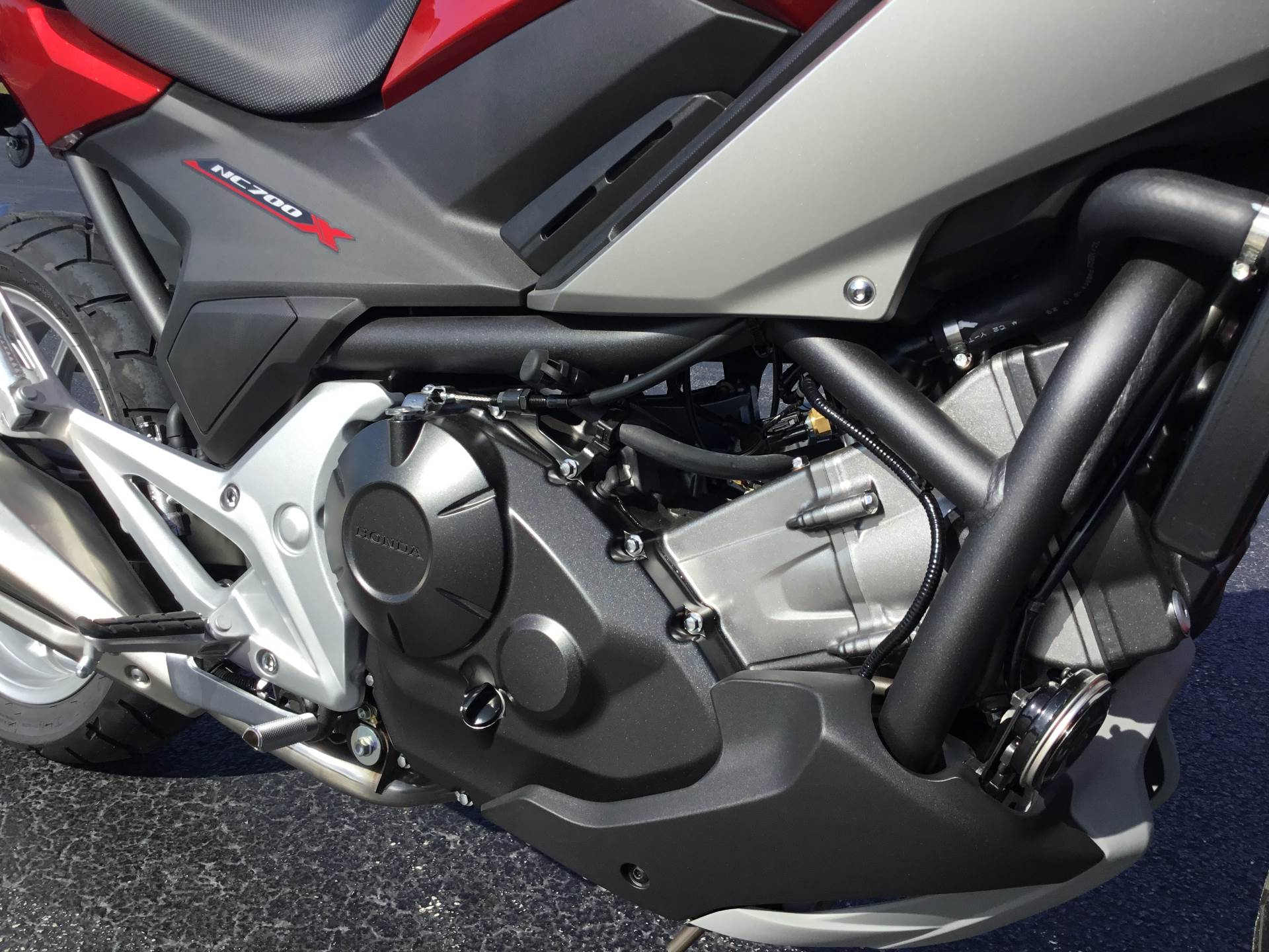 2017 Honda NC700X in Hudson, Florida - Photo 15