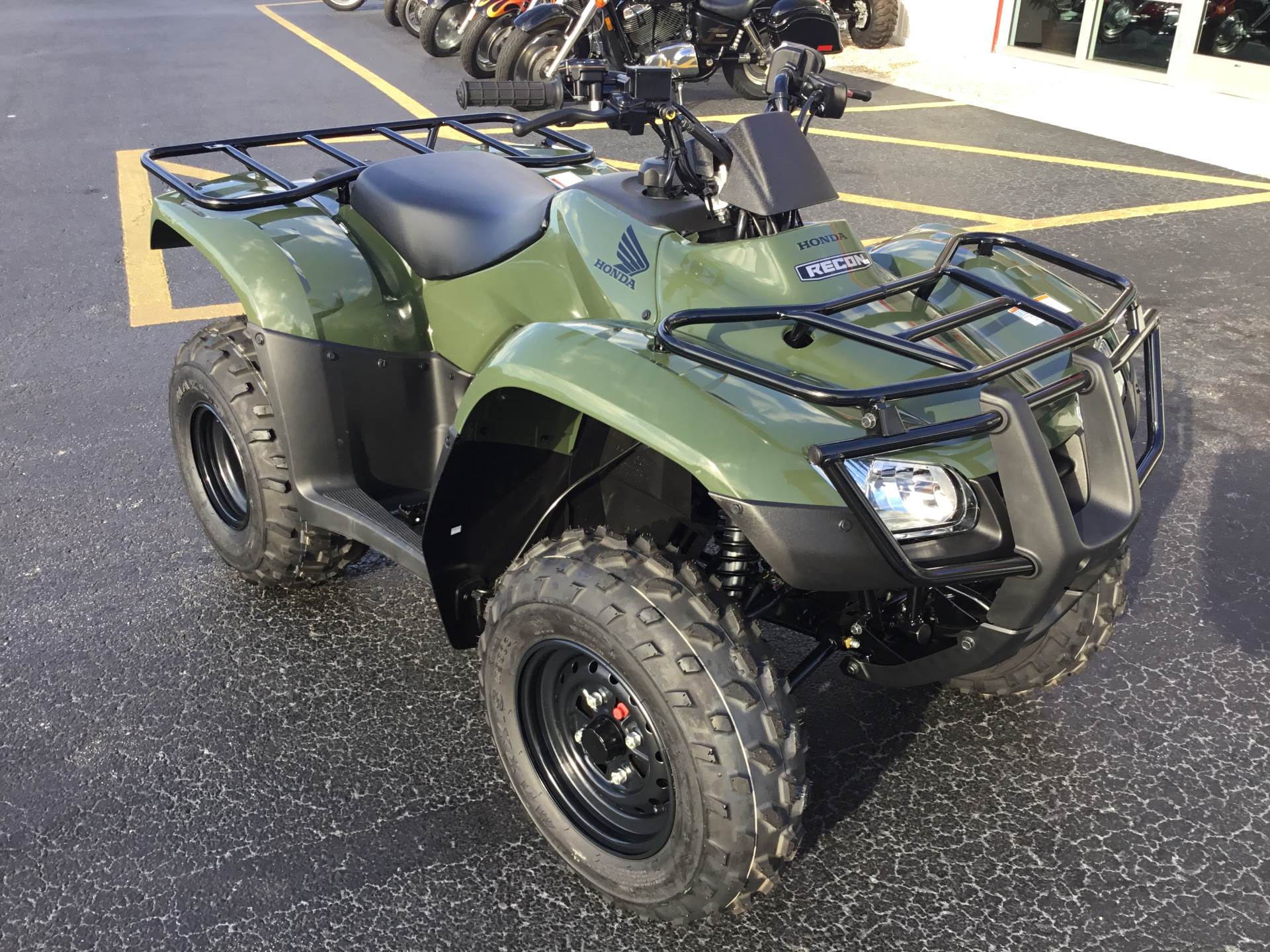 2018 Honda FourTrax Recon ES in Hudson, Florida - Photo 2