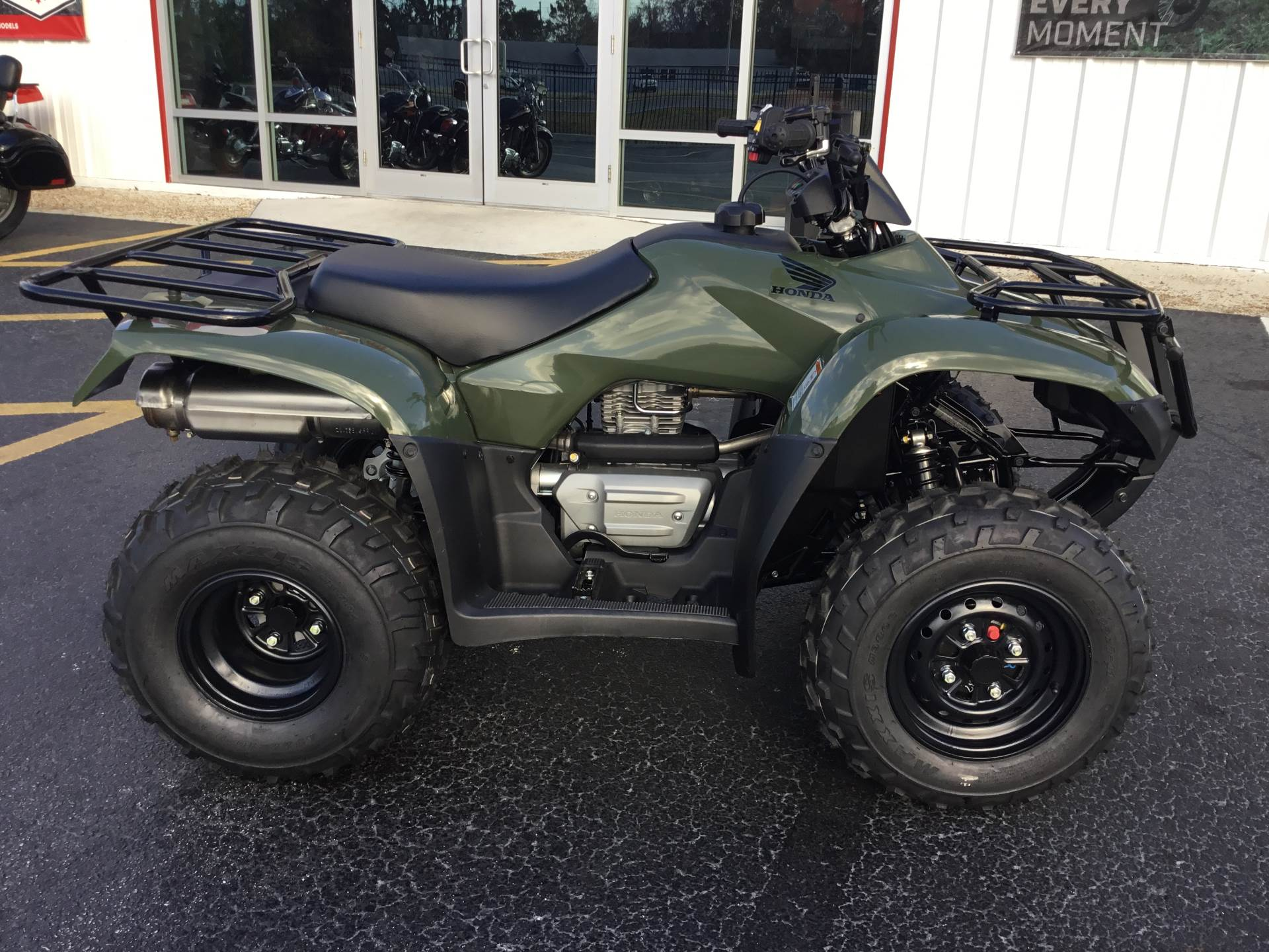 2018 Honda FourTrax Recon ES in Hudson, Florida - Photo 3
