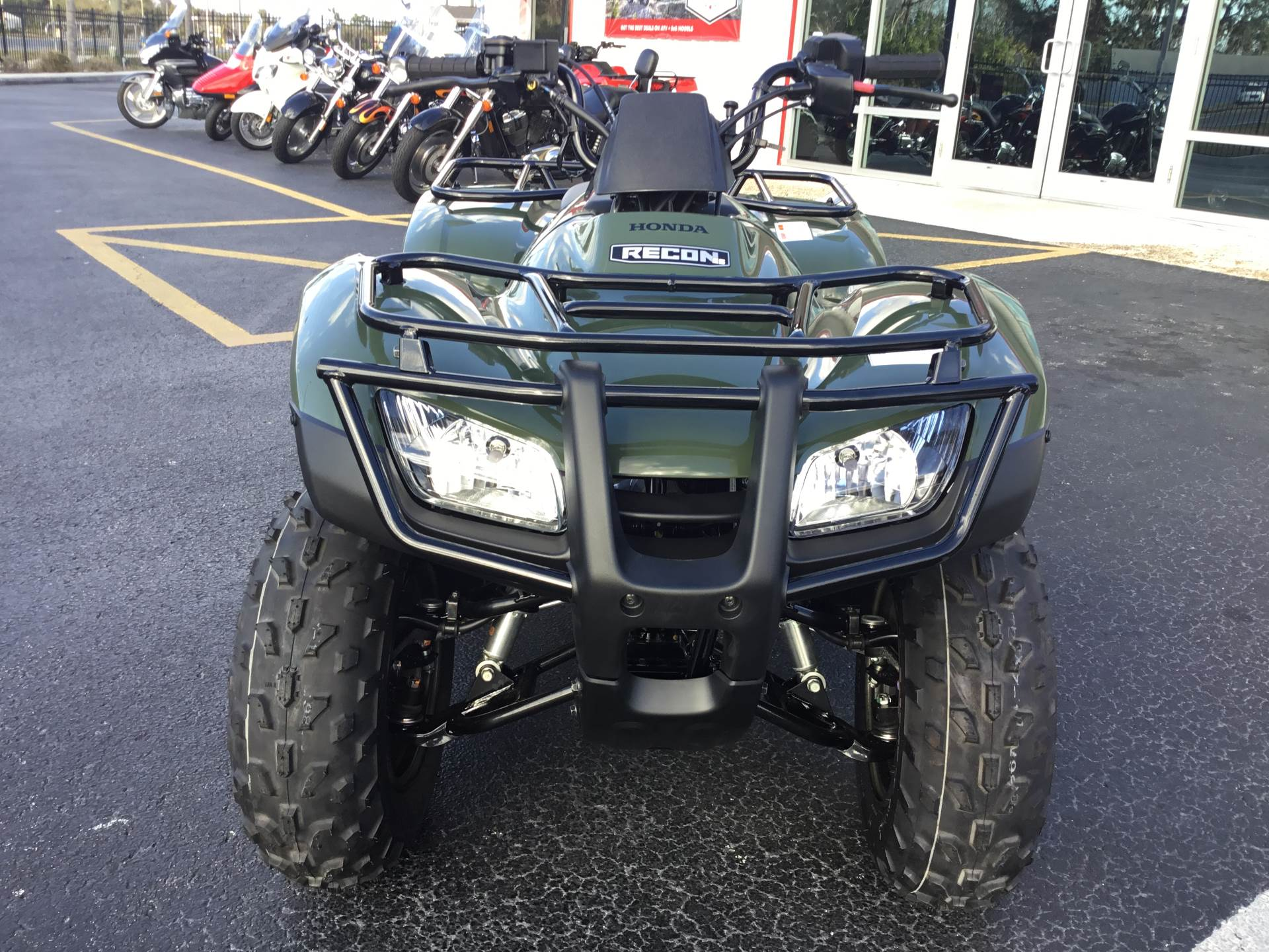 2018 Honda FourTrax Recon ES in Hudson, Florida - Photo 5