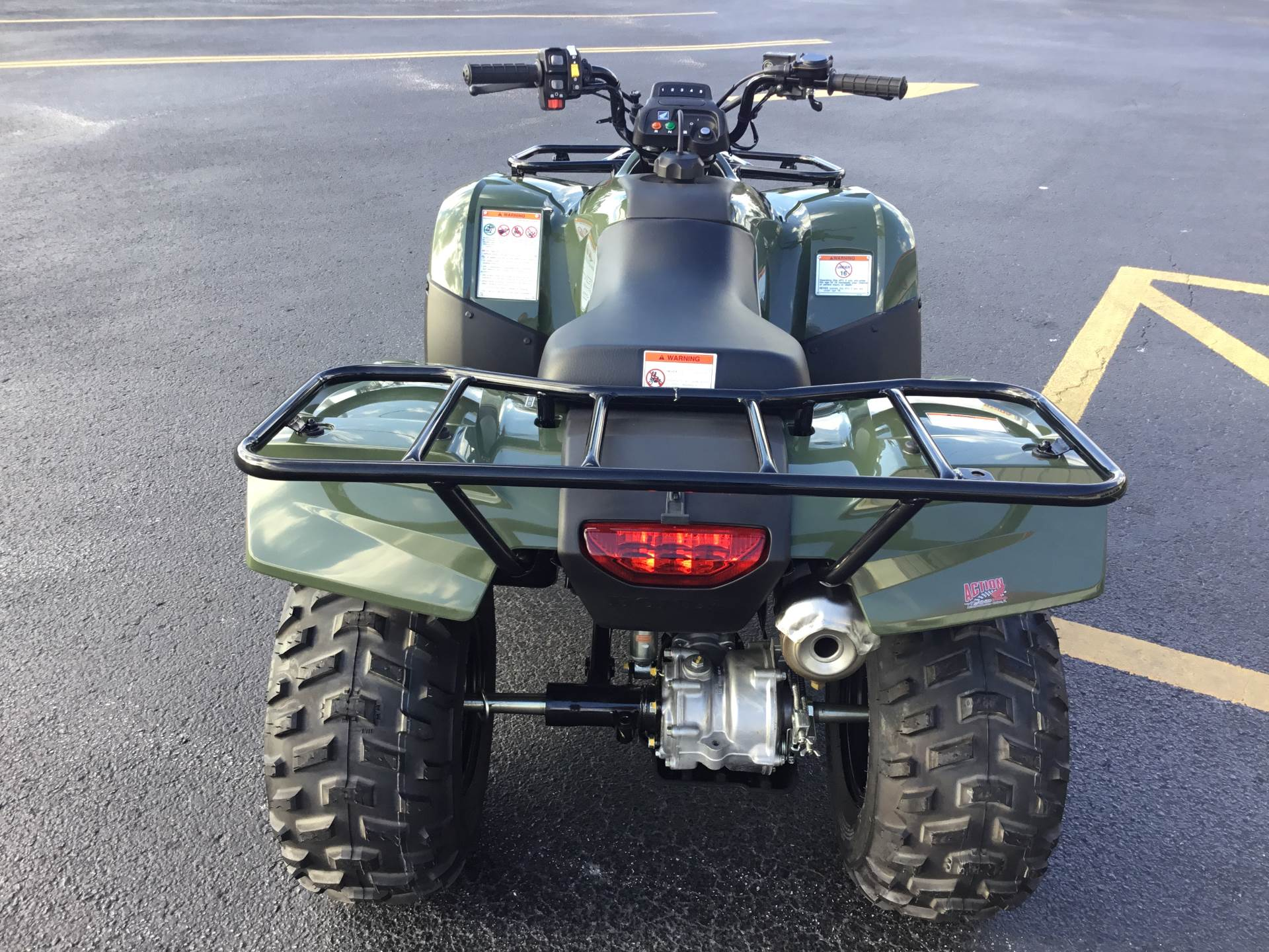 2018 Honda FourTrax Recon ES in Hudson, Florida - Photo 10