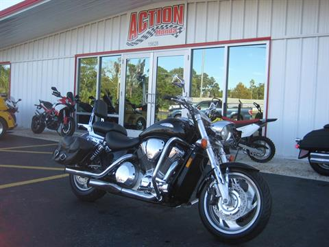 2002 Honda VTX1800 in Hudson, Florida