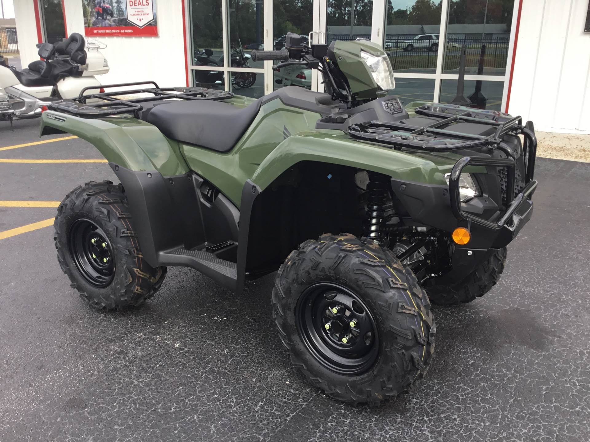 2019 Honda FourTrax Foreman Rubicon 4x4 Automatic DCT EPS in Hudson, Florida - Photo 2