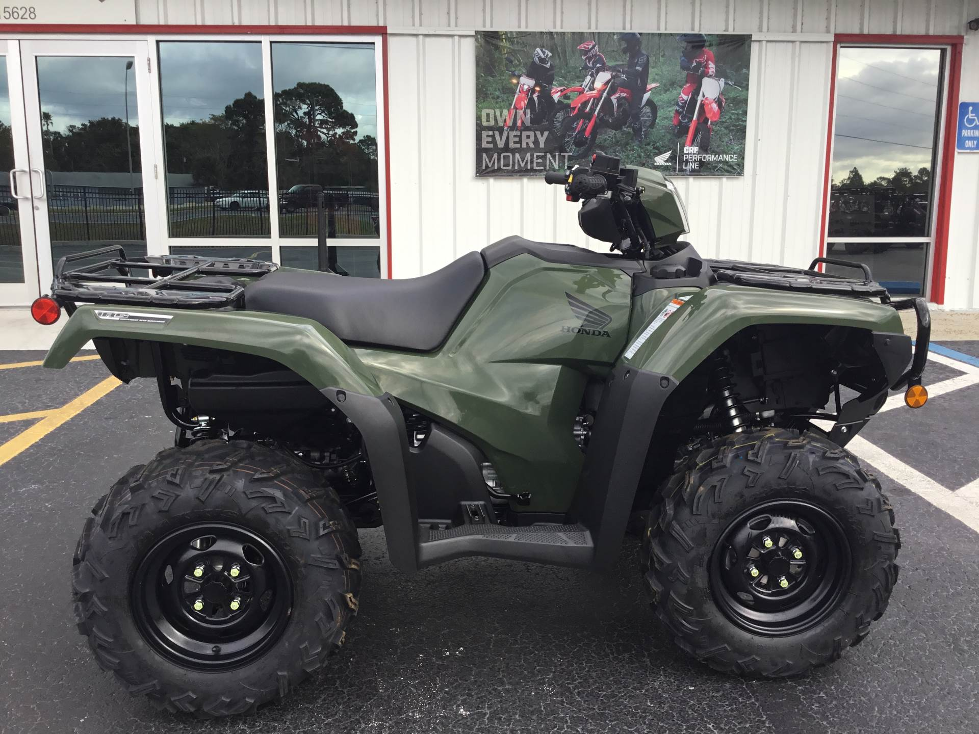 2019 Honda FourTrax Foreman Rubicon 4x4 Automatic DCT EPS in Hudson, Florida - Photo 3