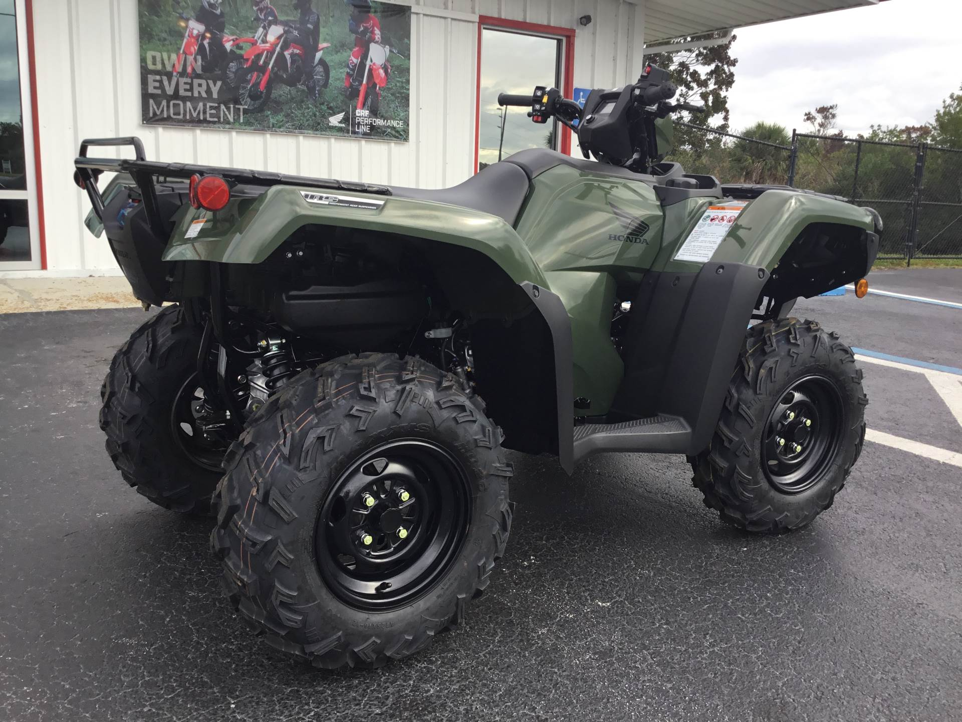 2019 Honda FourTrax Foreman Rubicon 4x4 Automatic DCT EPS in Hudson, Florida - Photo 4