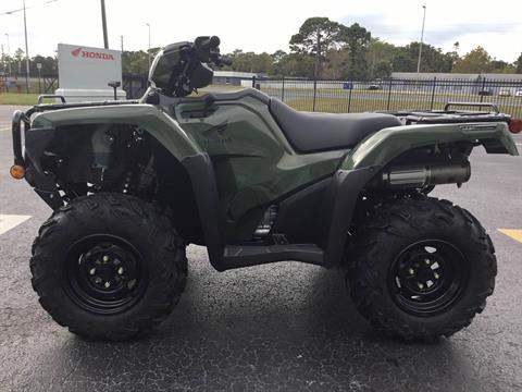 2019 Honda FourTrax Foreman Rubicon 4x4 Automatic DCT EPS in Hudson, Florida - Photo 6