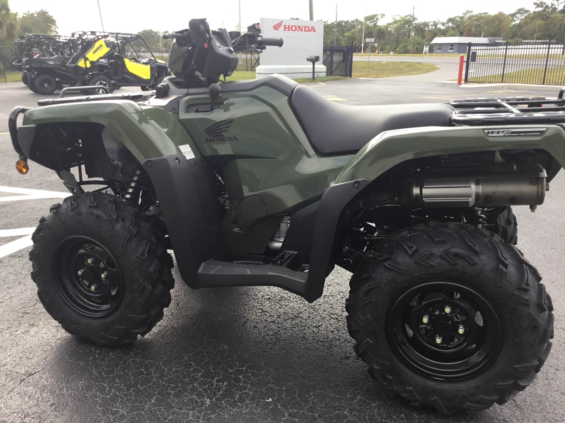 2019 Honda FourTrax Foreman Rubicon 4x4 Automatic DCT EPS in Hudson, Florida - Photo 7