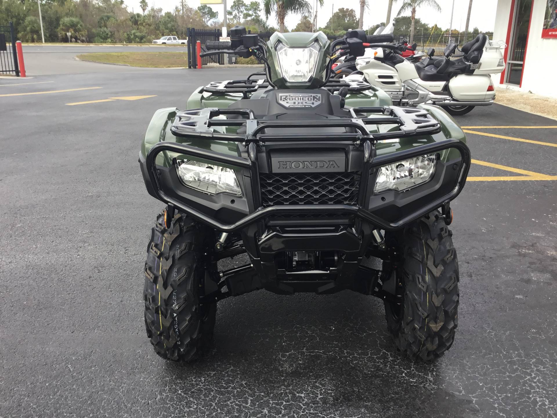 2019 Honda FourTrax Foreman Rubicon 4x4 Automatic DCT EPS in Hudson, Florida - Photo 8