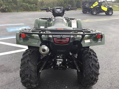 2019 Honda FourTrax Foreman Rubicon 4x4 Automatic DCT EPS in Hudson, Florida - Photo 10