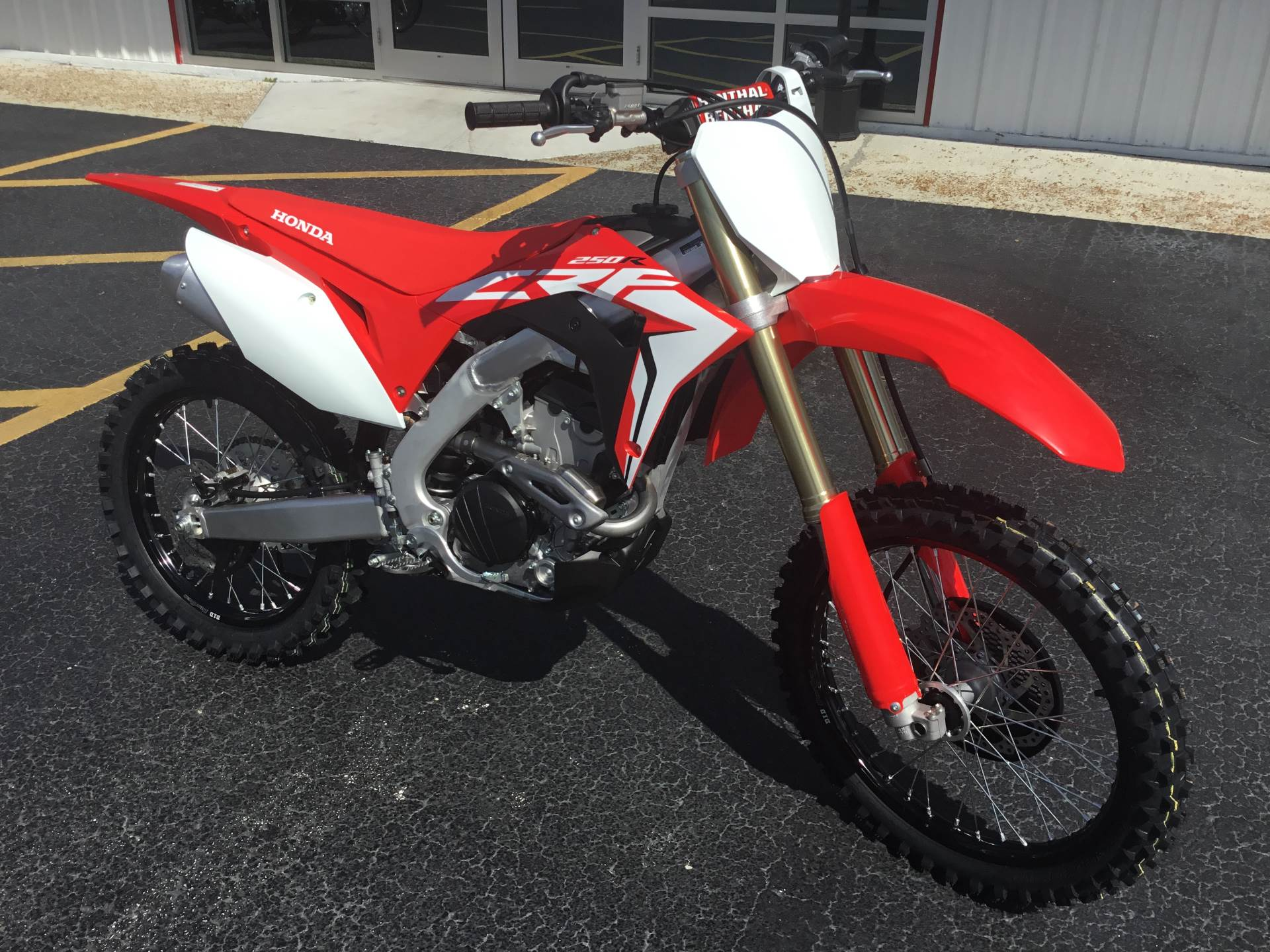 2019 Honda CRF250R in Hudson, Florida - Photo 2