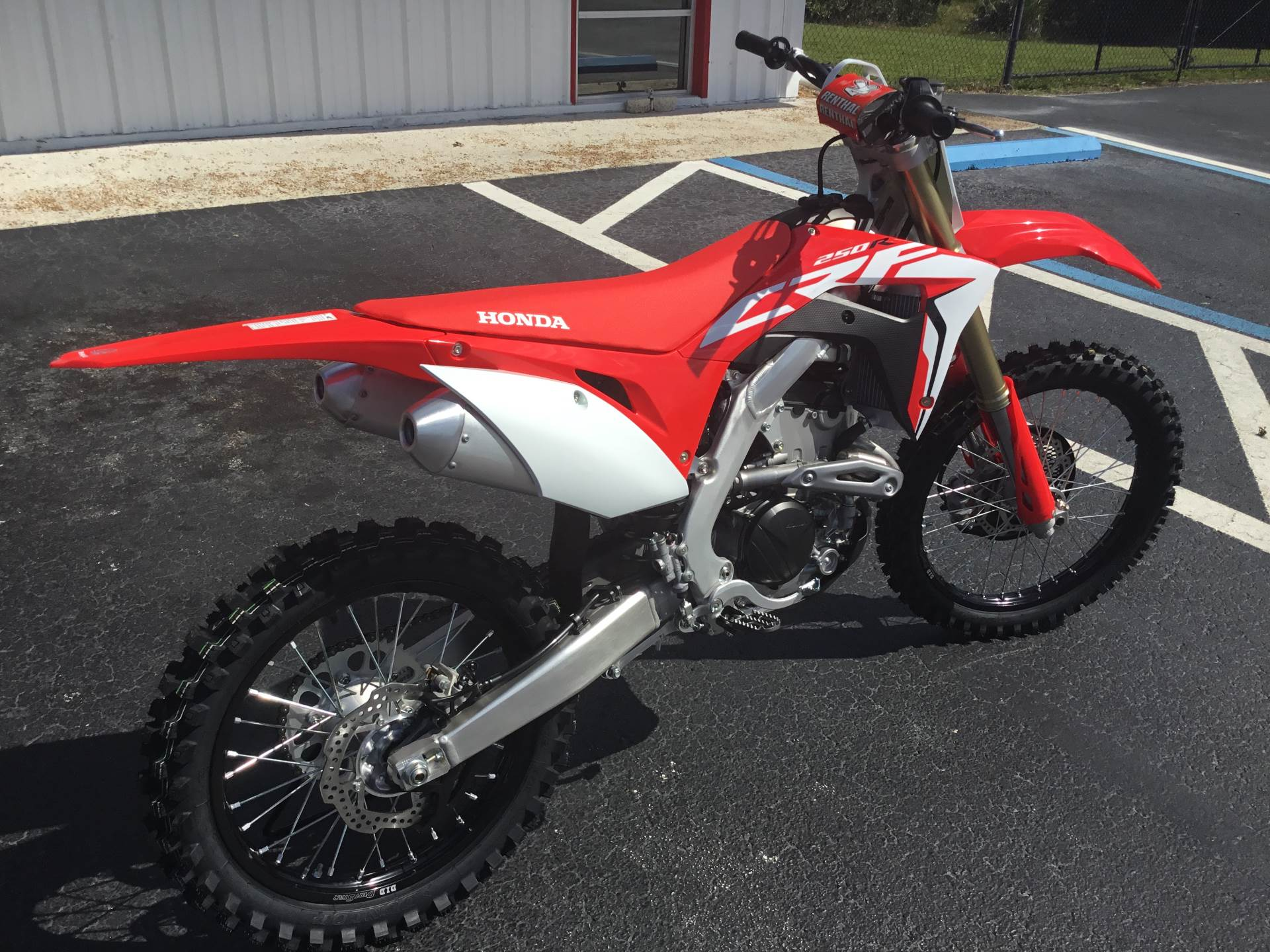 2019 Honda CRF250R in Hudson, Florida - Photo 4