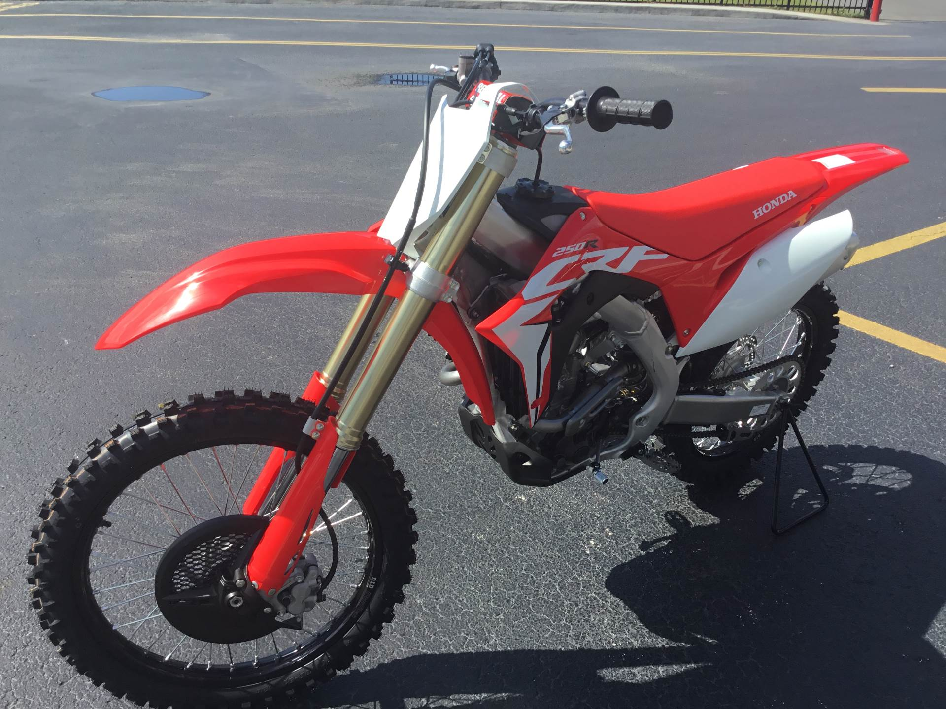 2019 Honda CRF250R in Hudson, Florida - Photo 5