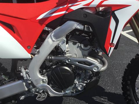 2019 Honda CRF250R in Hudson, Florida - Photo 12
