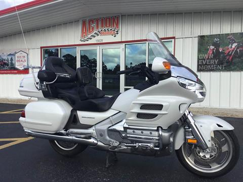 2008 Honda Gold Wing® Premium Audio in Hudson, Florida