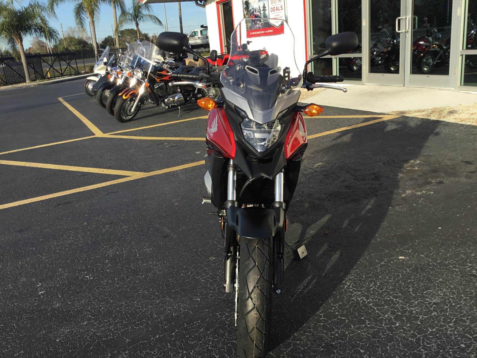 2017 Honda CB500X ABS in Hudson, Florida - Photo 5