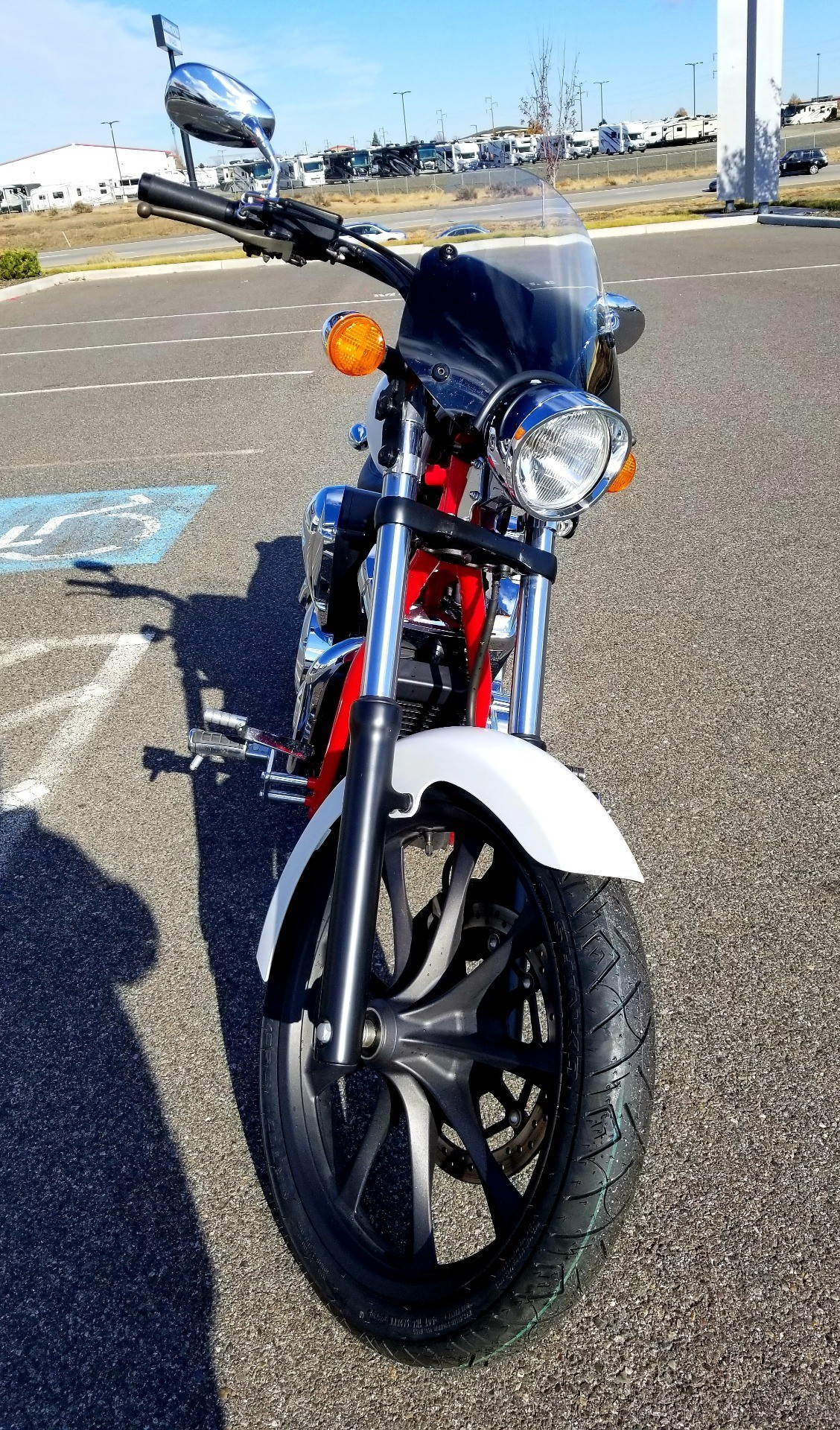 2014 Honda Fury™ in Pasco, Washington - Photo 7