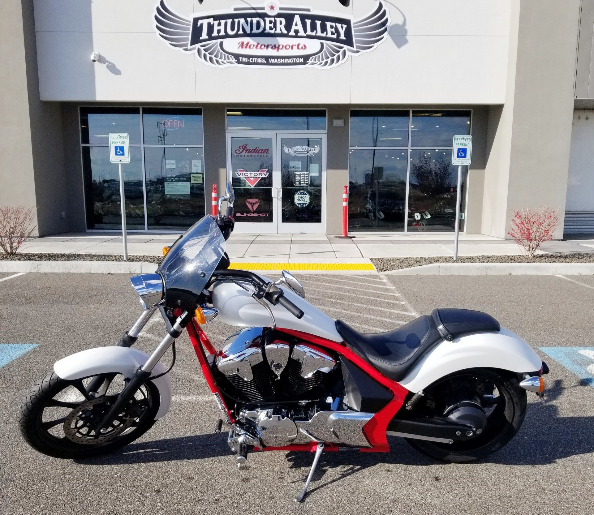 2014 Honda Fury™ in Pasco, Washington - Photo 1