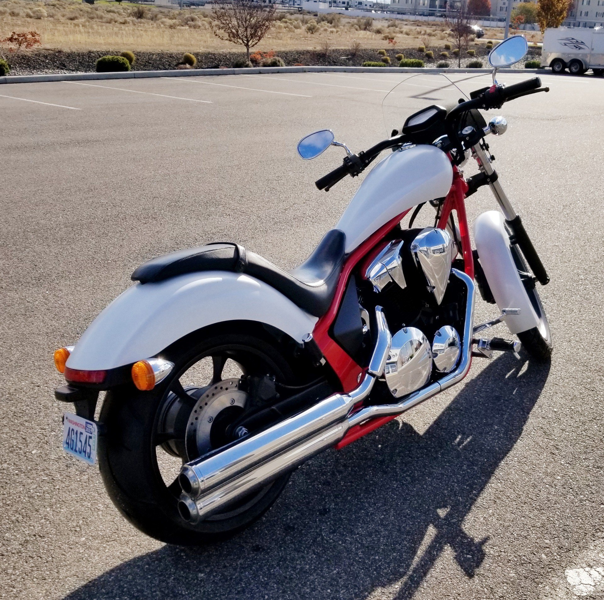 2014 Honda Fury™ in Pasco, Washington - Photo 4