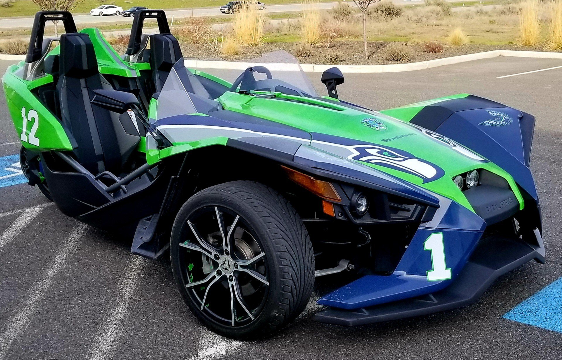 2015 Slingshot Slingshot™ SL LE in Pasco, Washington