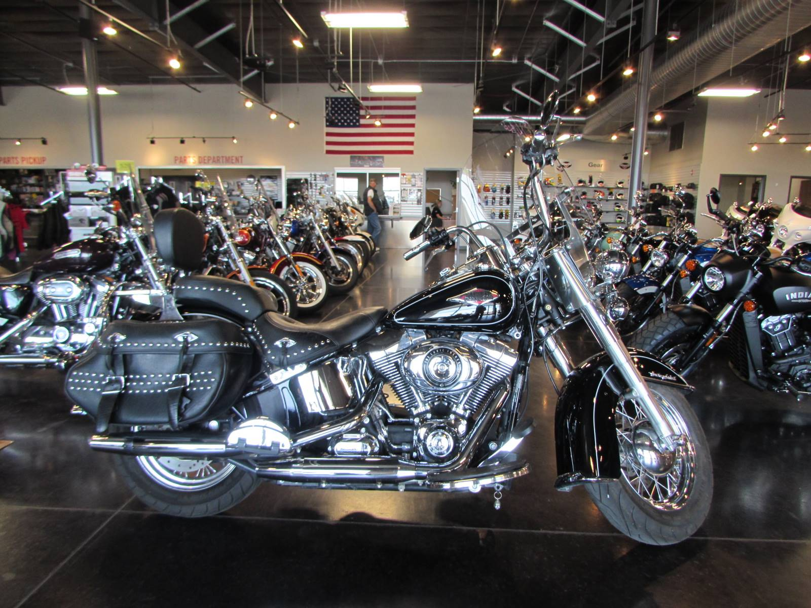2012 Harley Davidson Heritage Softail Classic Motorcycles Pasco In Washington