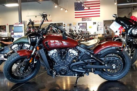 2020 Indian Scout® Bobber Twenty ABS in Pasco, Washington