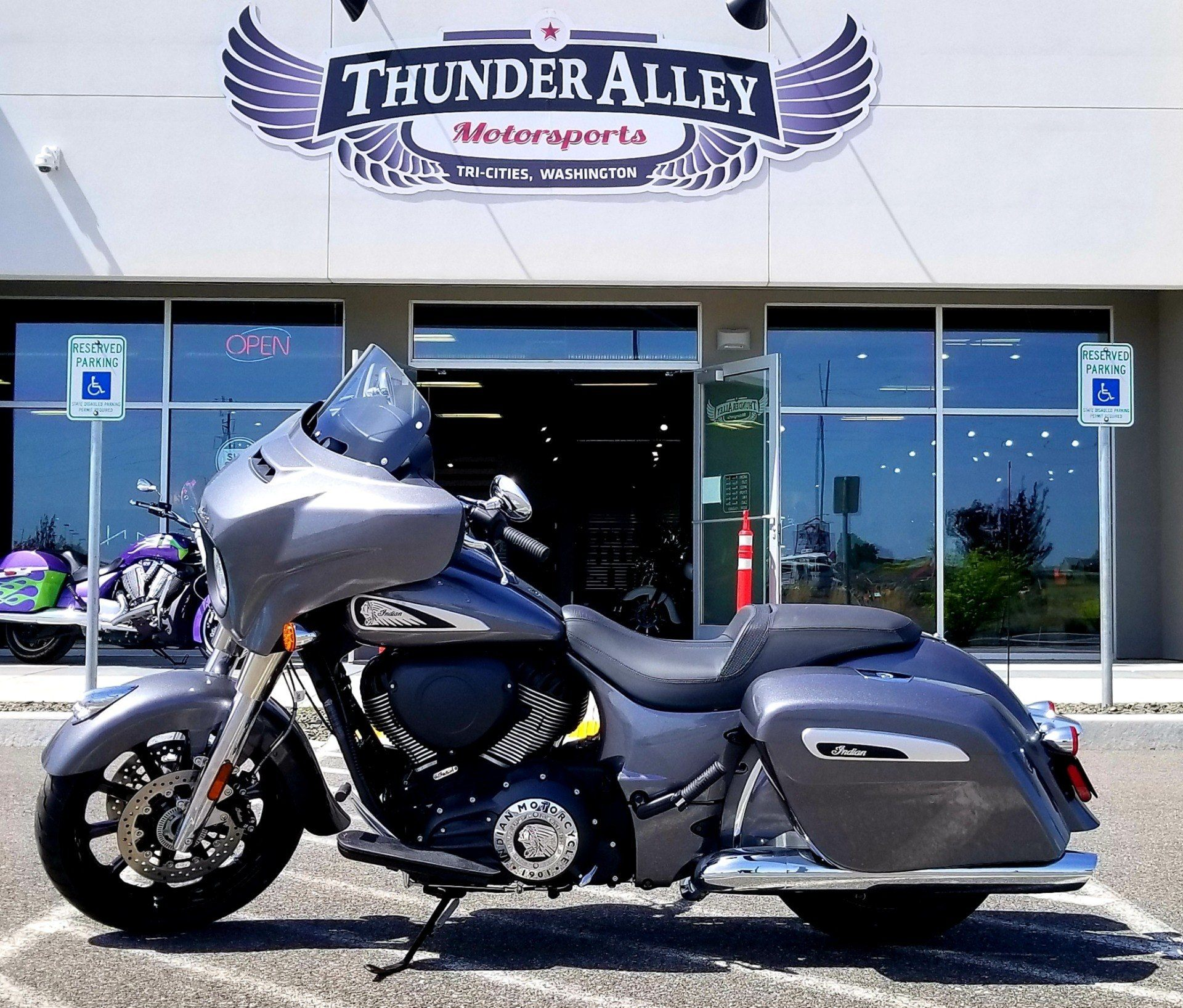 2019 Indian Chieftain® ABS in Pasco, Washington - Photo 1