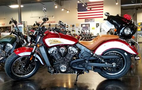 2020 Indian Scout® ABS Icon Series in Pasco, Washington