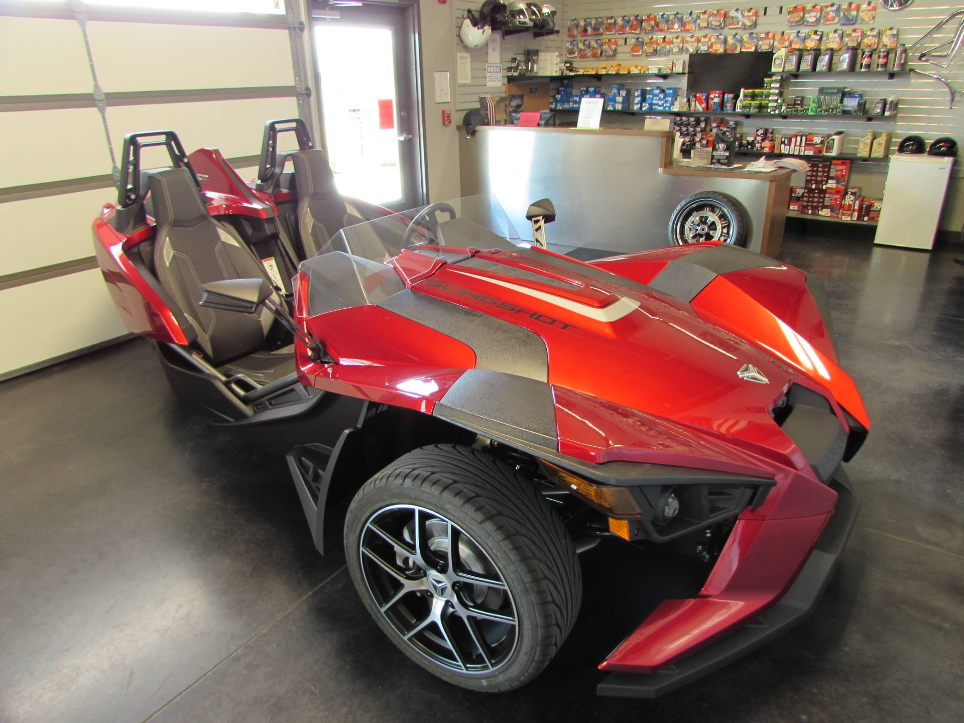 2017 Slingshot Slingshot SL in Pasco, Washington