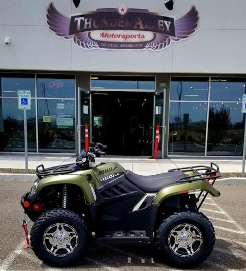 2020 Kymco MXU 450i LE in Pasco, Washington