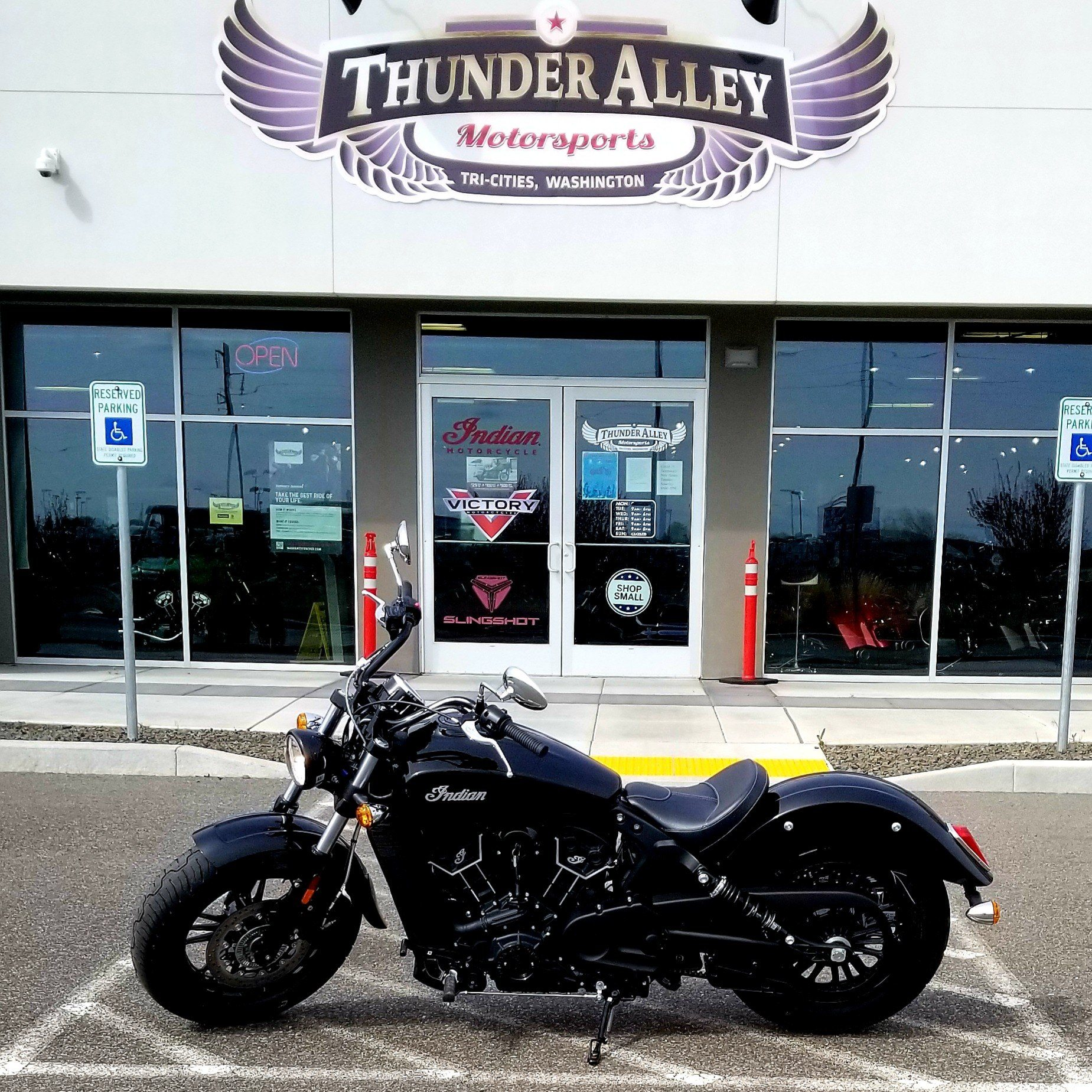 2020 Indian Scout® Sixty ABS in Pasco, Washington - Photo 1
