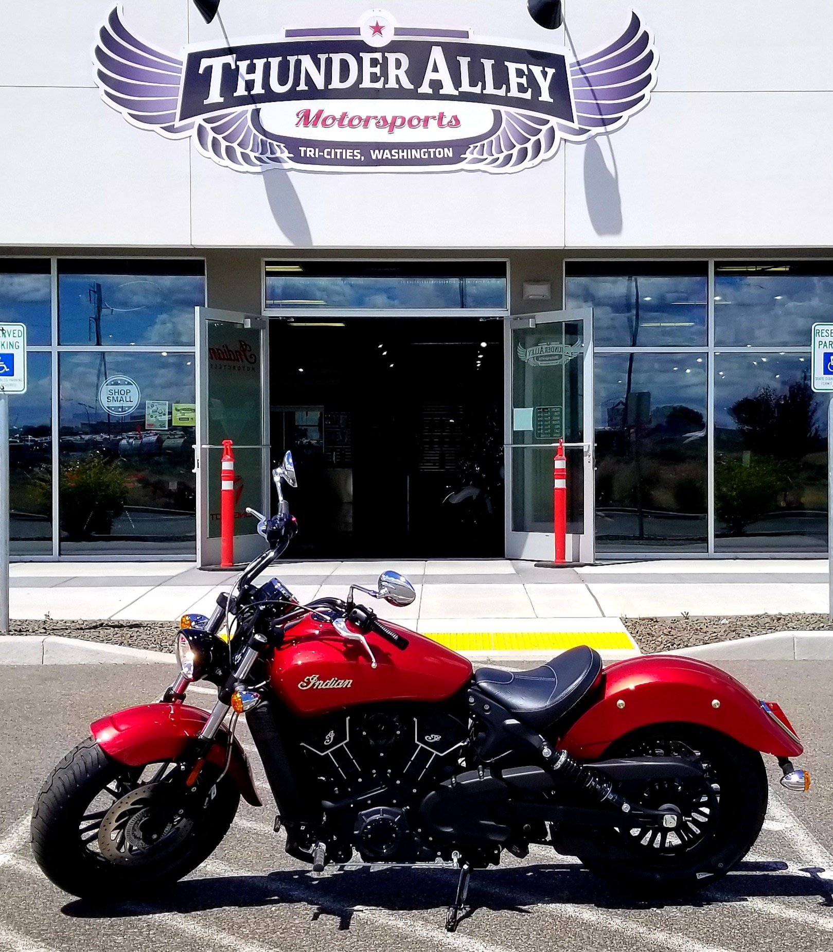2019 Indian Scout® Sixty ABS in Pasco, Washington - Photo 1