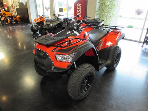 2018 Kymco MXU 700i in Pasco, Washington