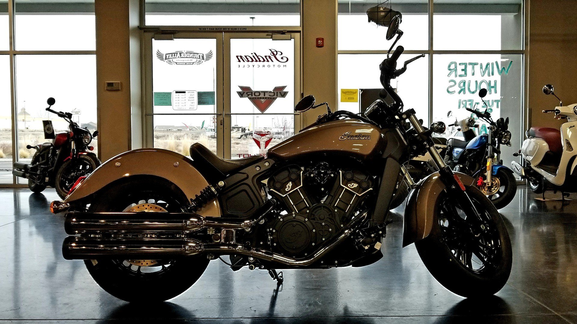 2018 Indian Scout® Sixty in Pasco, Washington - Photo 5