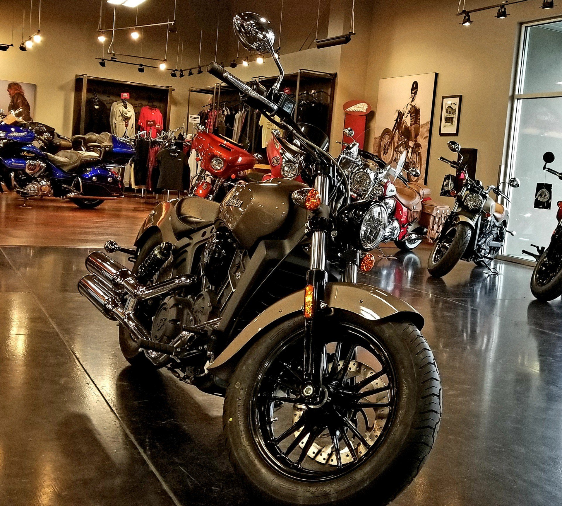2018 Indian Scout® Sixty in Pasco, Washington - Photo 6