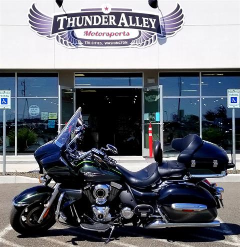 2017 Kawasaki Vulcan 1700 Voyager ABS in Pasco, Washington