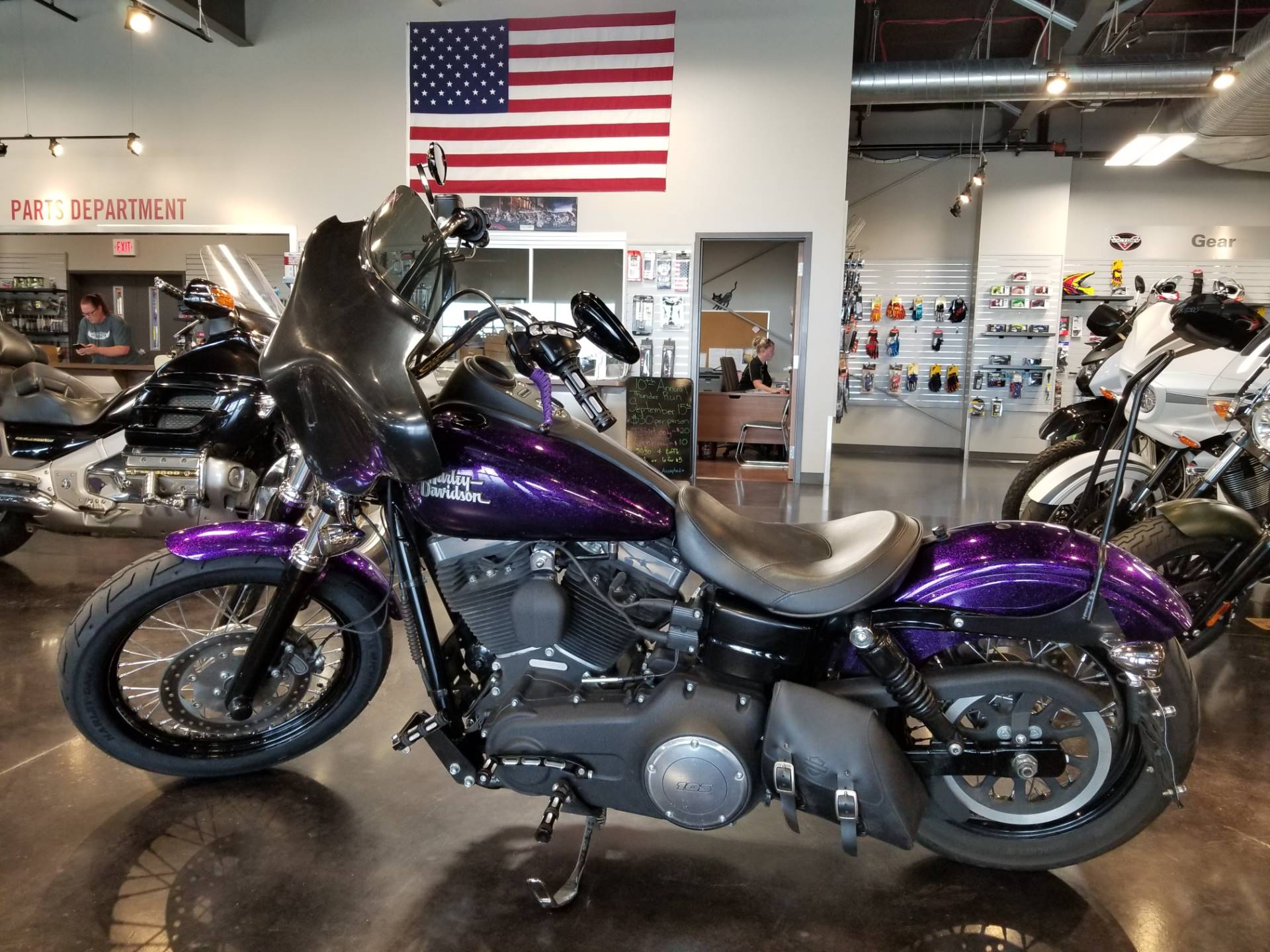 2014 Harley-Davidson Dyna® Street Bob® in Pasco, Washington